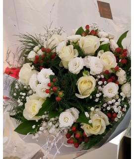 copy of Bouquet Rond Pastel